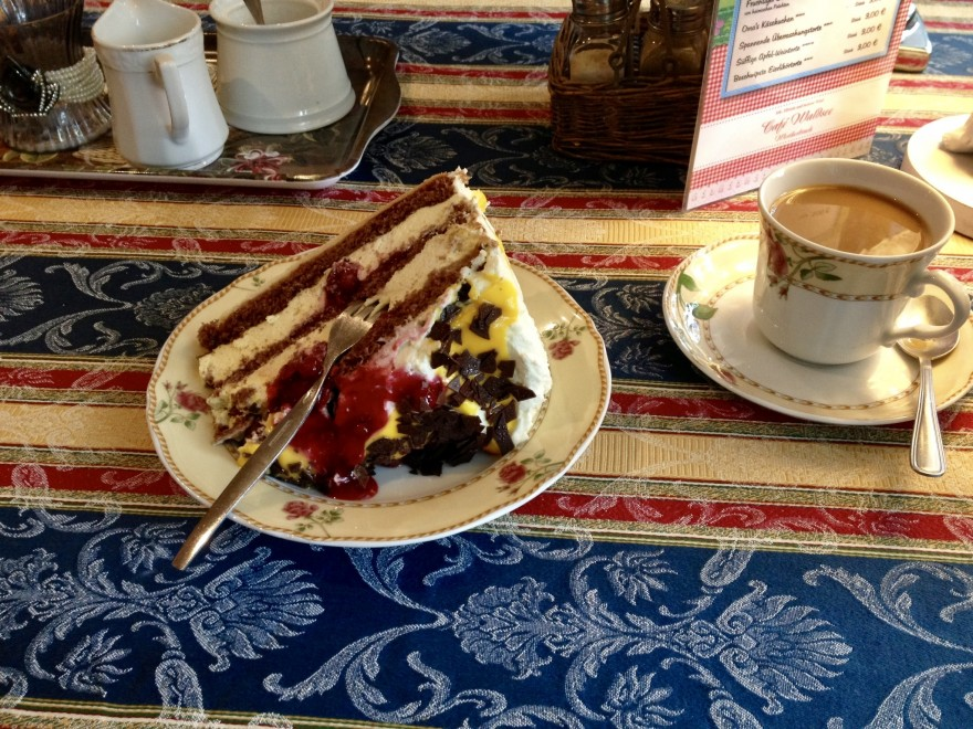 Café Waldsee Traumtorte