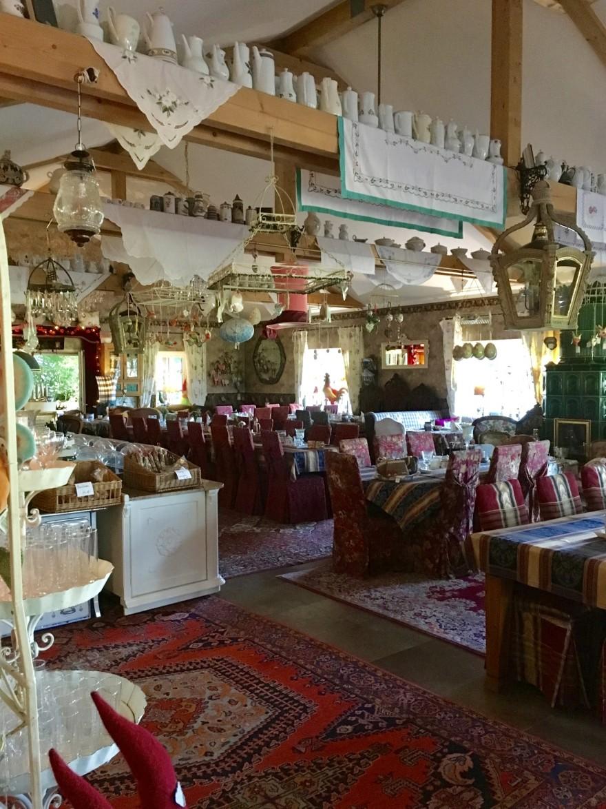 Rundgang Café Waldsee