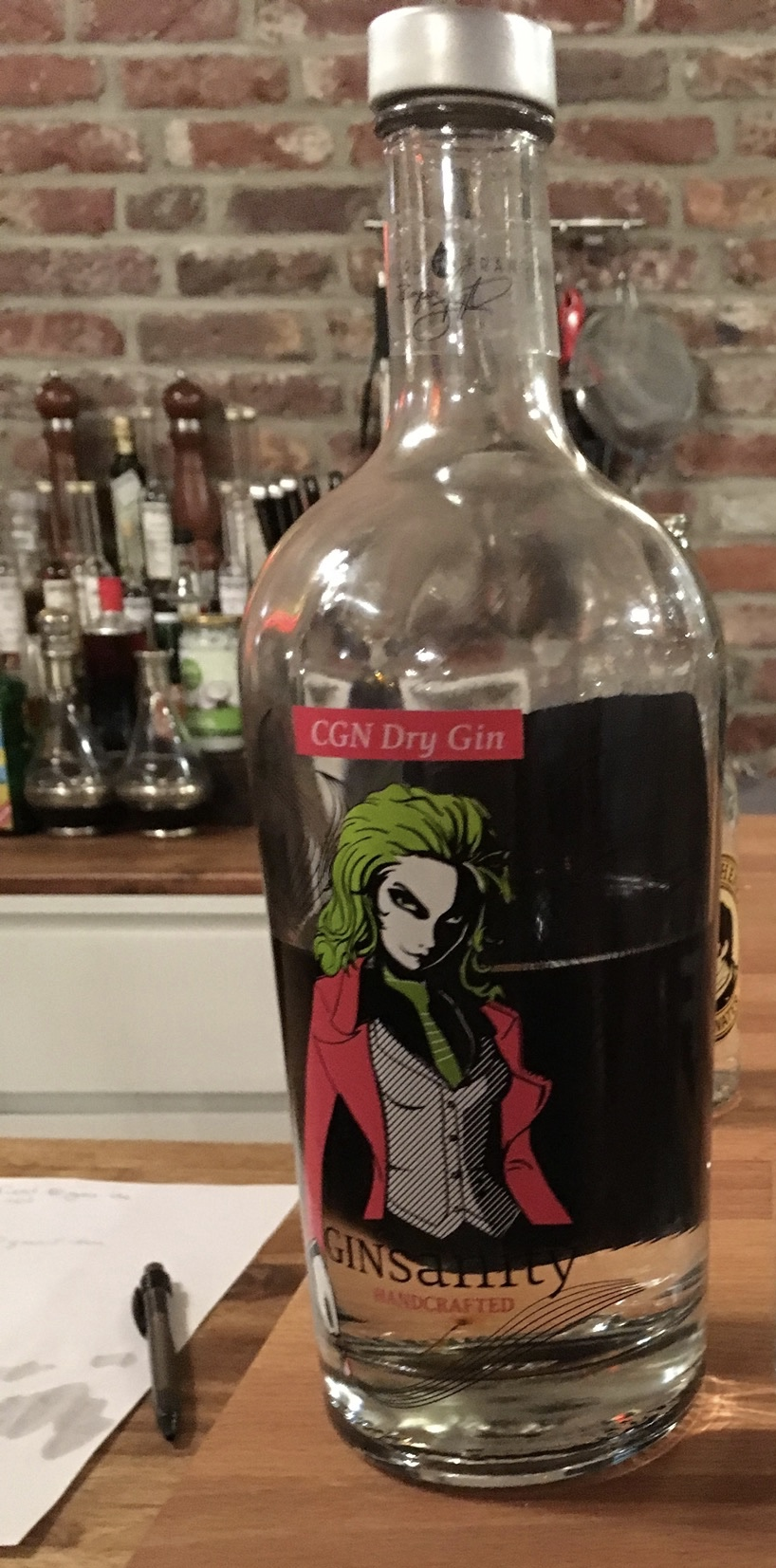 Gin Sanity