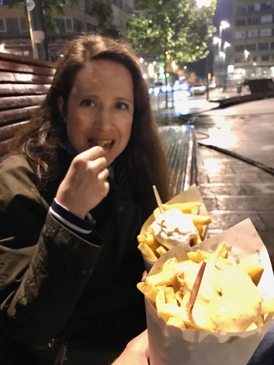 Pommes Frit Flagey