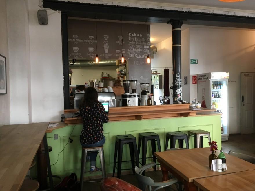 Pancakes Café Bo Innenraum 1