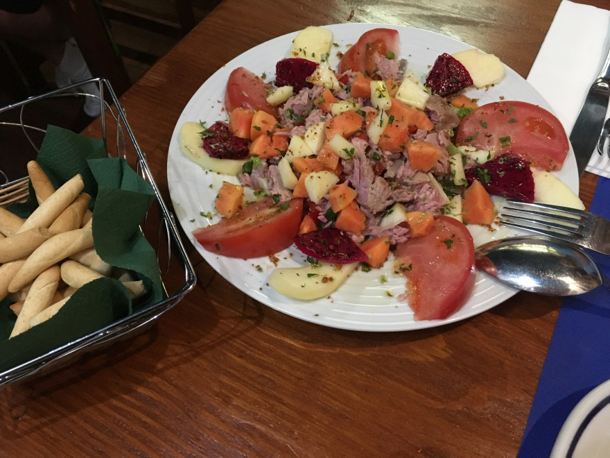fruchtiger Thunfischsalat Enriclai