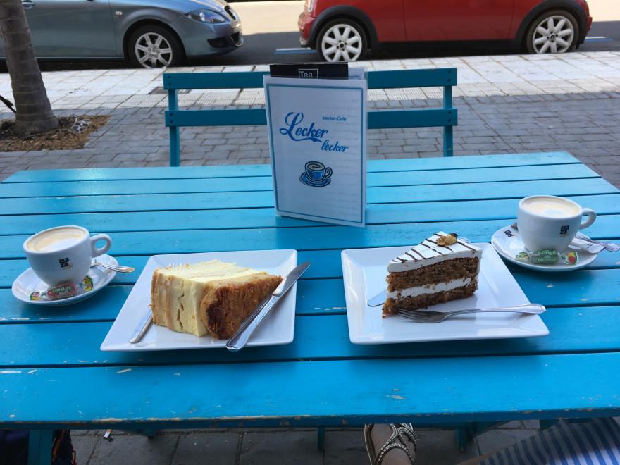 Kuchenfrühstück im LeckerLecker