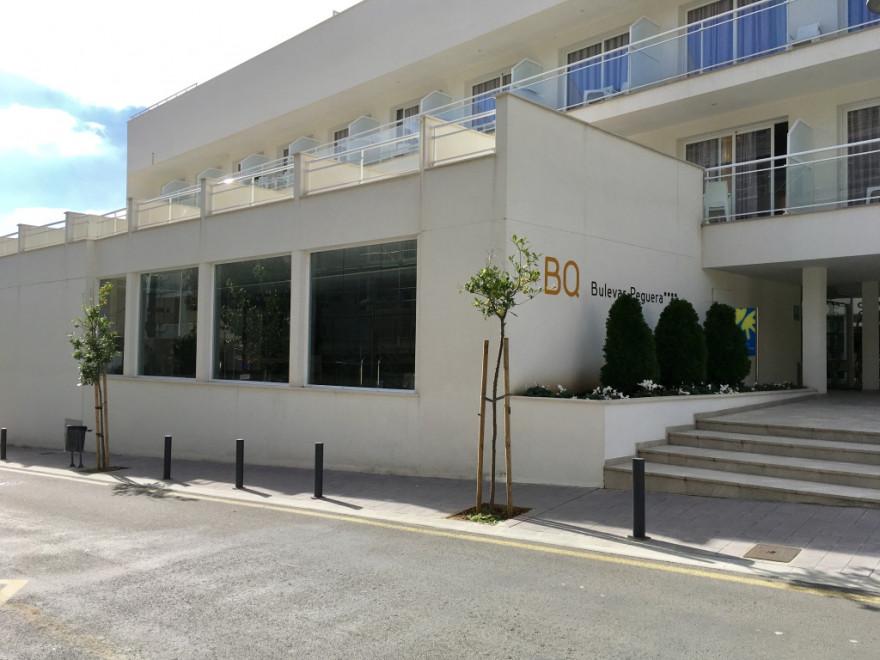 Paguera Hotel BQ Bulevar 1