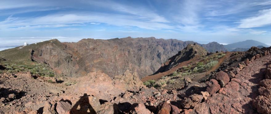 Roque de los Muchachos Panorama