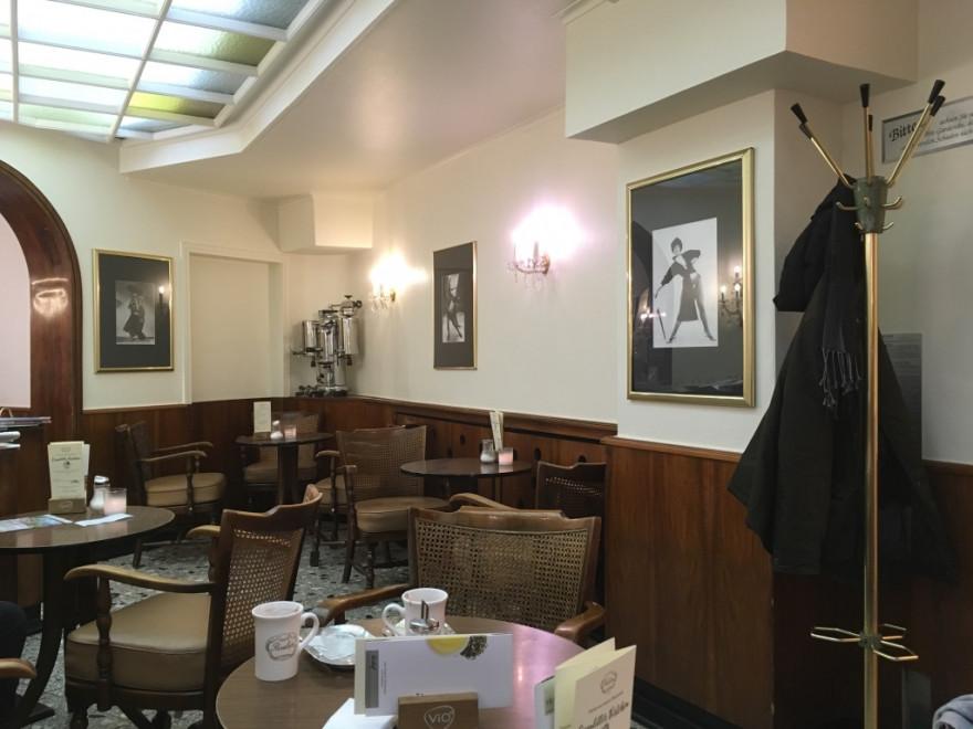 Cafe Pascher Köln Innenraum