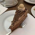 Cafe Pascher Köln Nougattorte