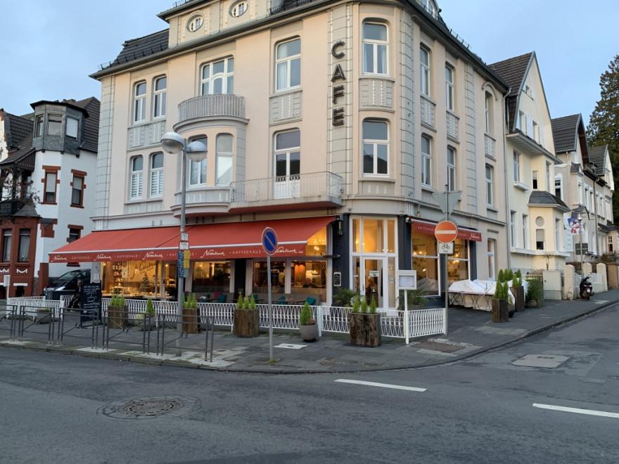 Cafehaus Nottebrock Bad Honnef Außenansicht