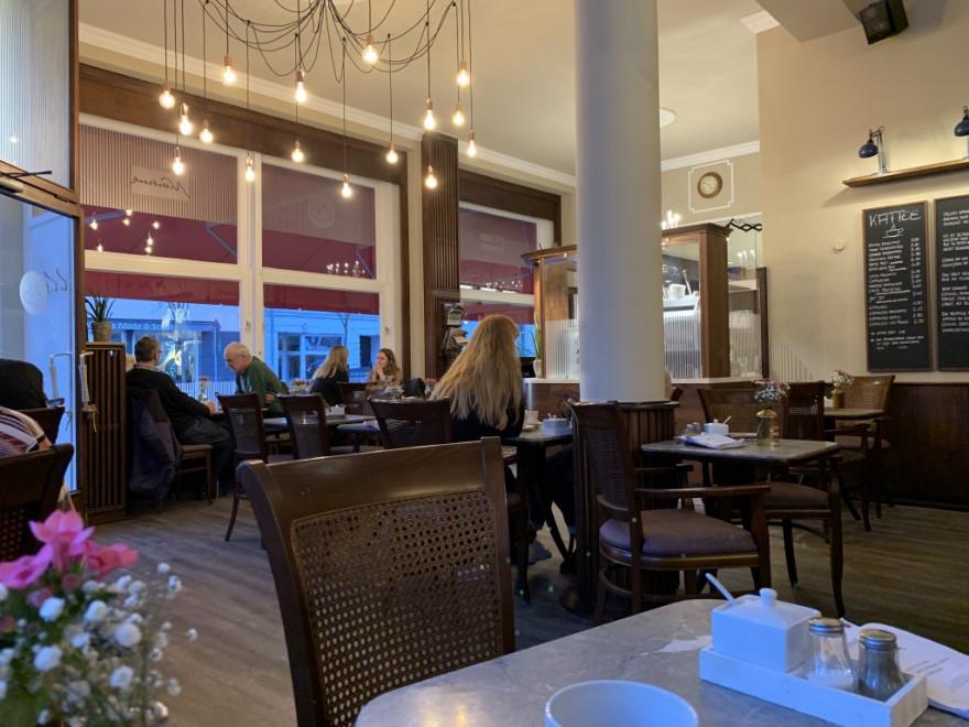 Cafehaus Nottebrock Bad Honnef Innenraum