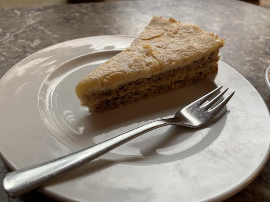 Cafehaus Nottebrock Bad Honnef Mandeltorte