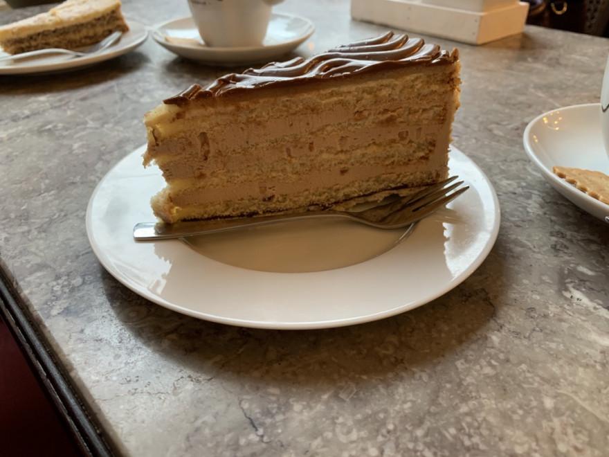 Cafehaus Nottebrock Bad Honnef Nougattorte