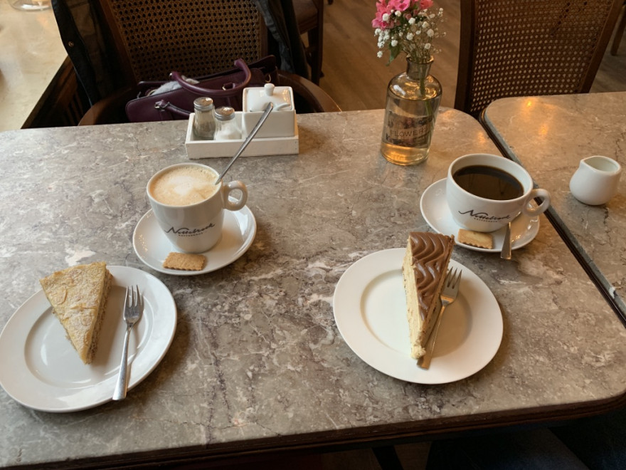 Cafehaus Nottebrock Bad Honnef Torten