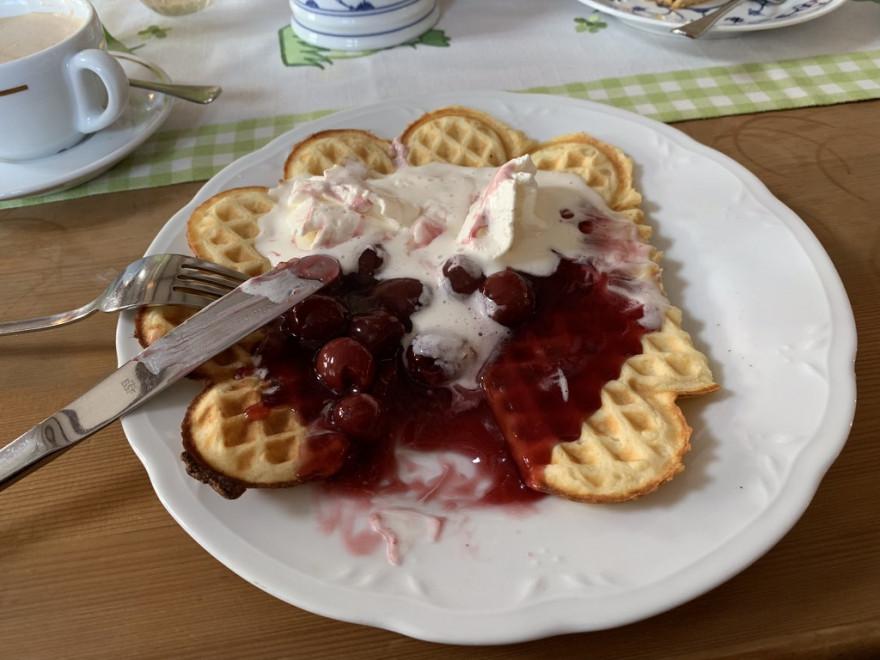 Gummeroth Café Im alten Haus Tortenschlacht 6