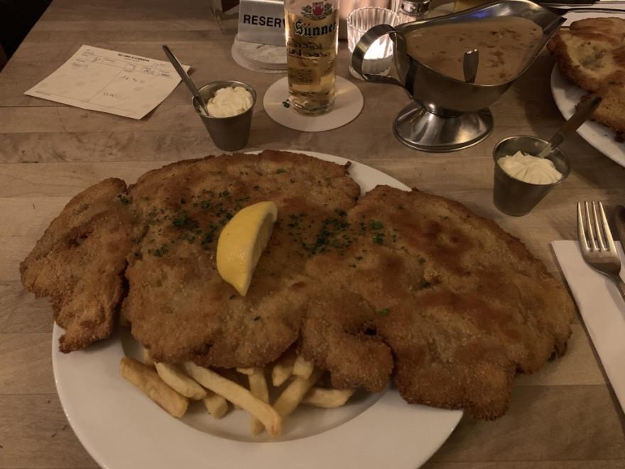 Köln Bei Oma Kleinmann Schnitzel 2