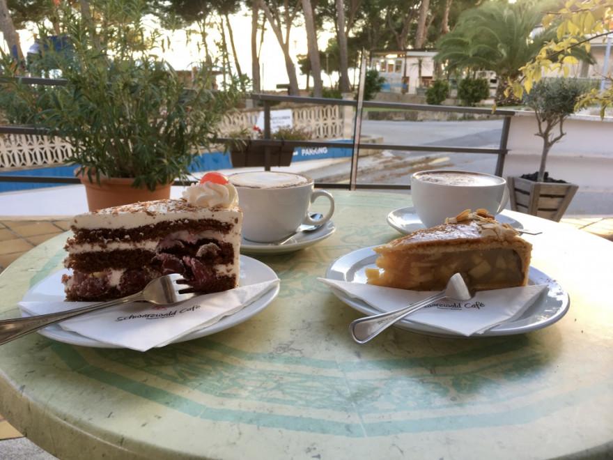 Paguera Kuchen und Cerveza 7