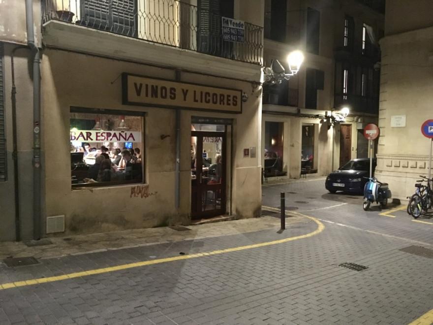 Palma Bar Espana Tapas 1