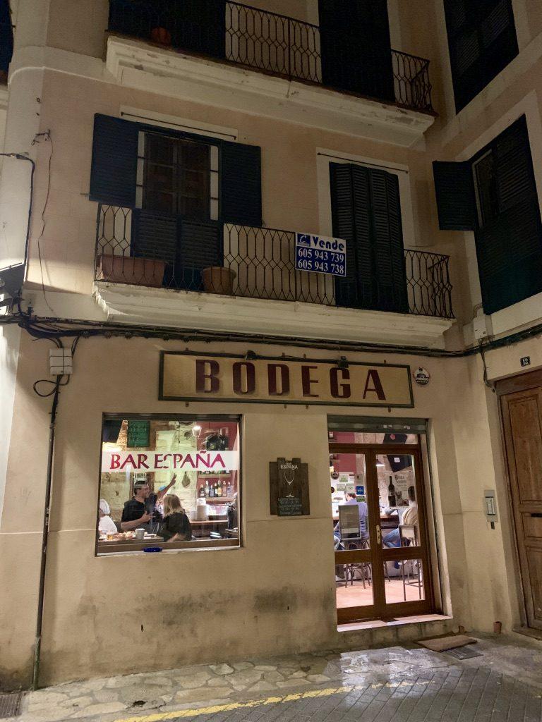Palma Bar Espana Tapas 2
