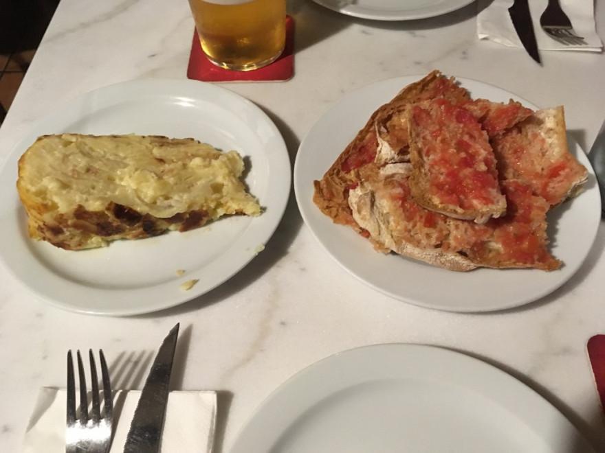 Palma Bar Espana Tapas 6