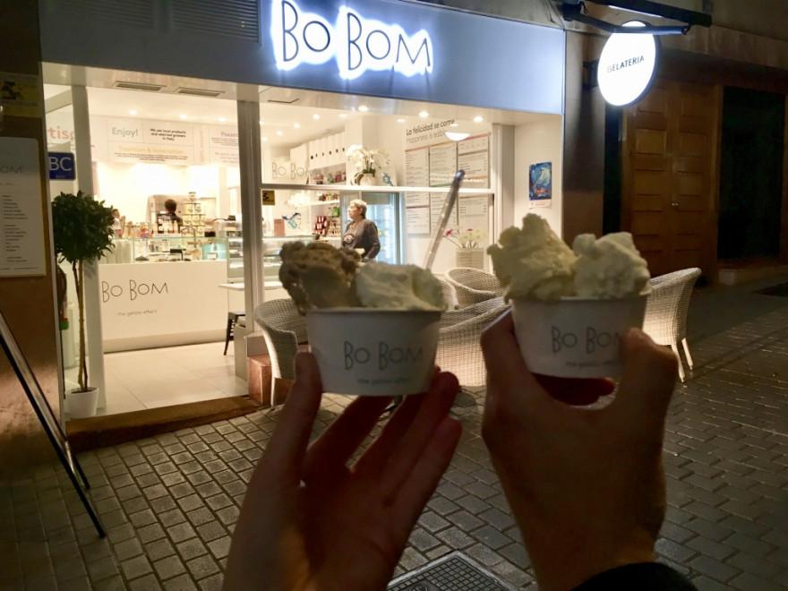 Palma BoBom Eis
