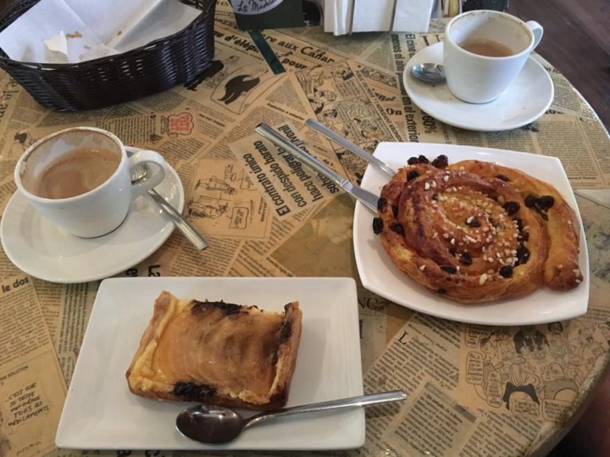 Palma La Madeleine Santa Catalina Frühstück 1