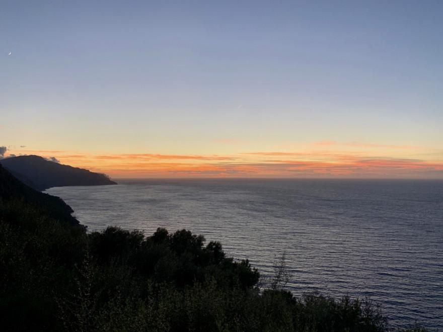 Sonnenuntergang Sa Foradada