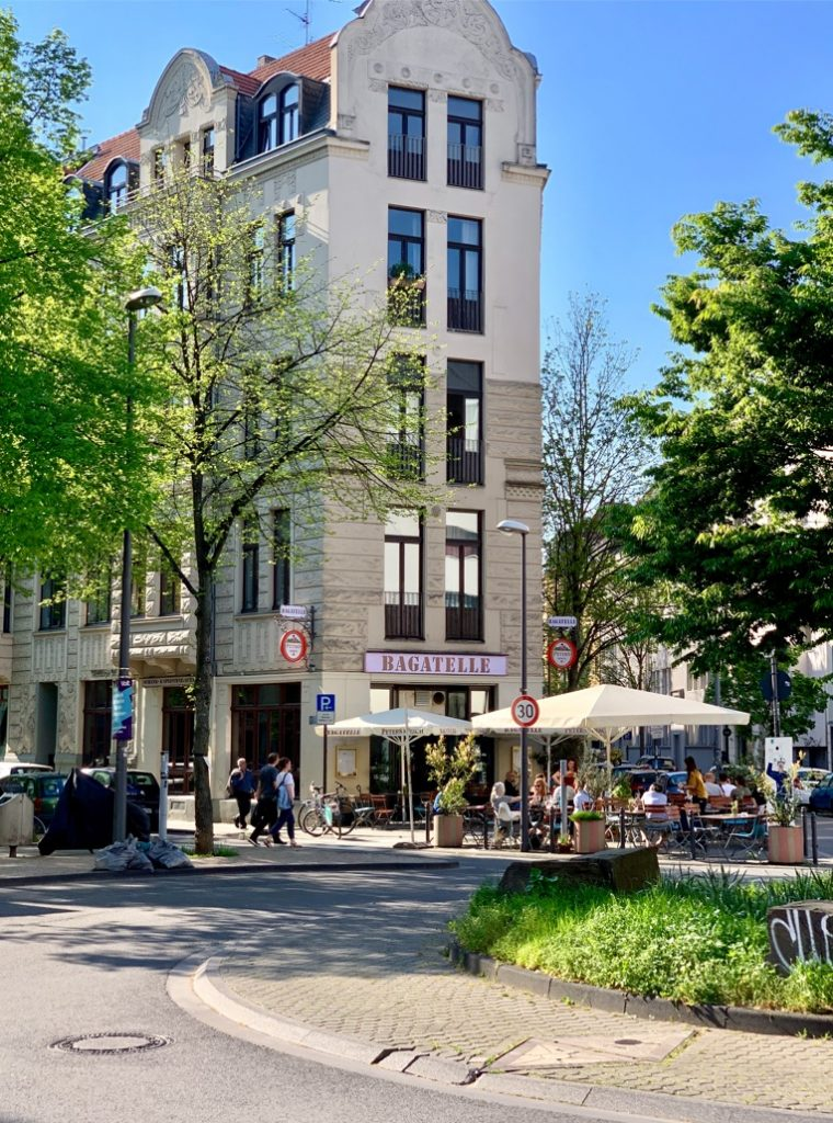 Bagatelle Französisch Snacken am Nachmittag Südstadt Köln 1