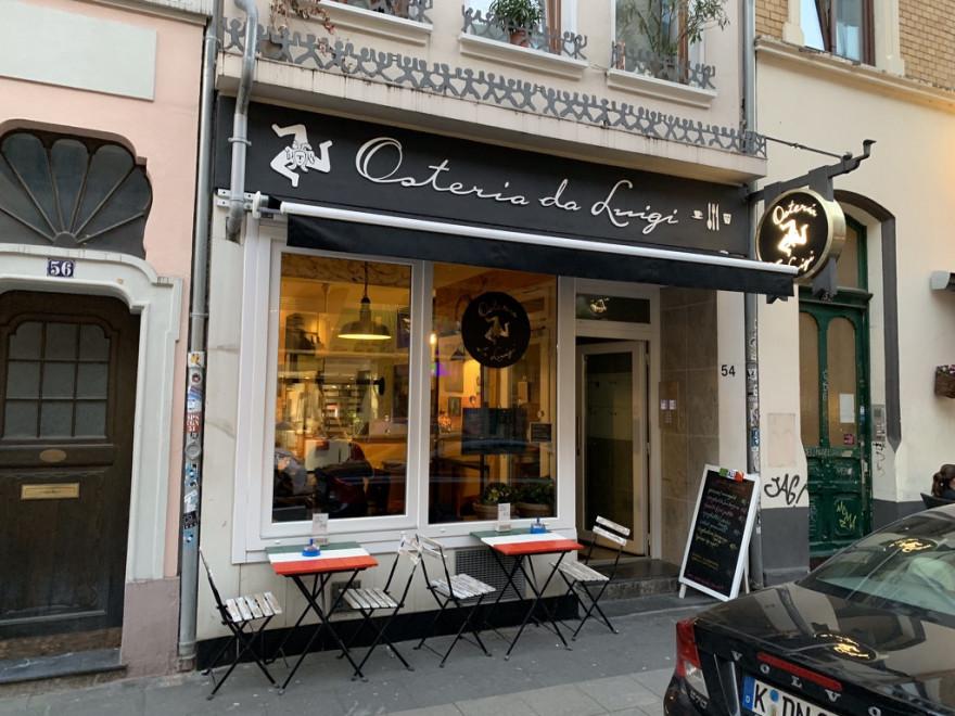 Pasta Osteria Da Luigi Friesenwall Köln 5
