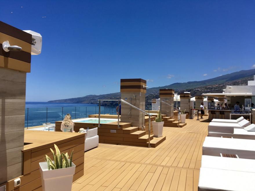 Puerto de la Cruz Hotel Atlantic Mirage 1