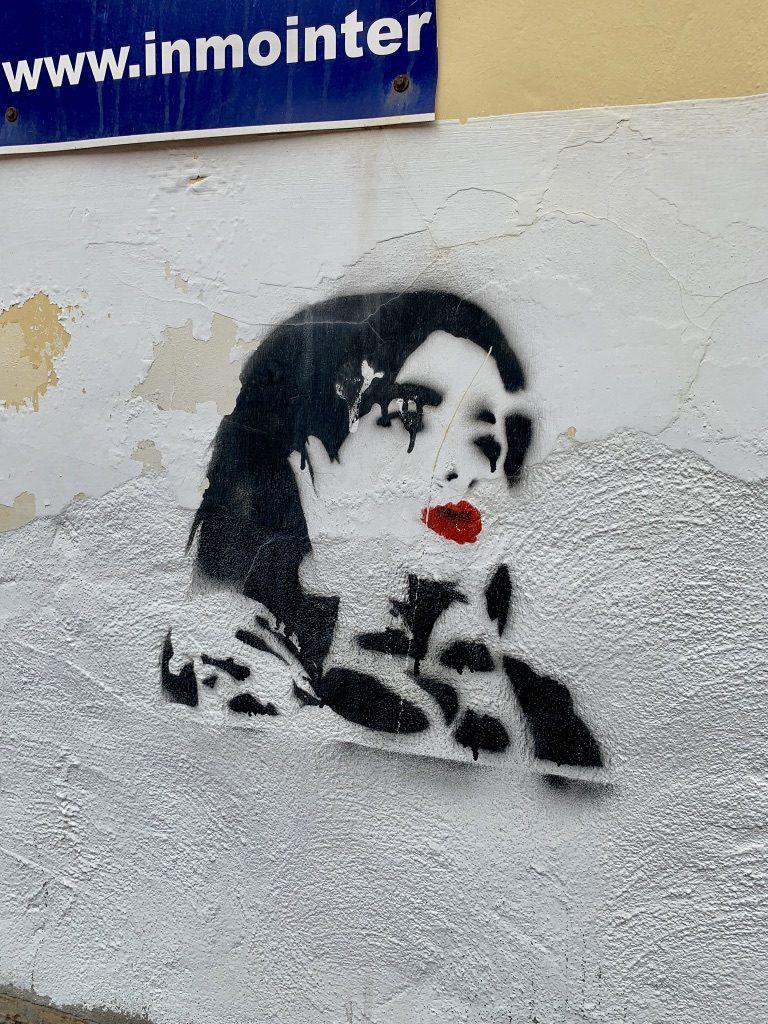 Streetart in Puerto de la Cruz 1