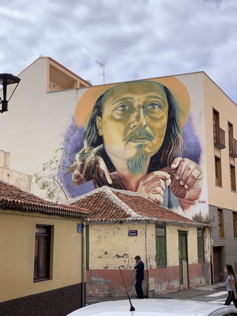 Streetart in Puerto de la Cruz 10