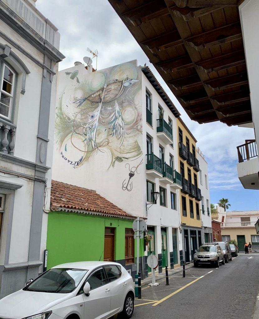Streetart in Puerto de la Cruz 11