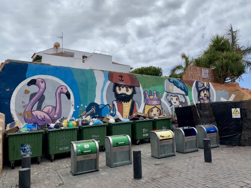 Streetart in Puerto de la Cruz 2