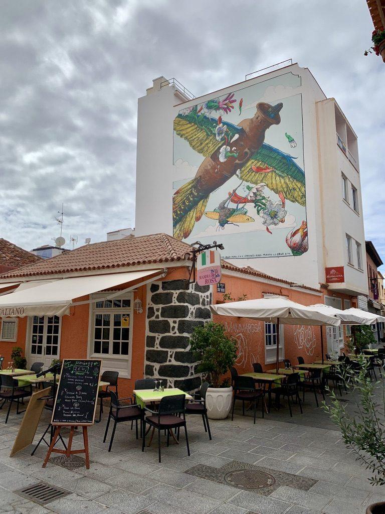 Streetart in Puerto de la Cruz 3