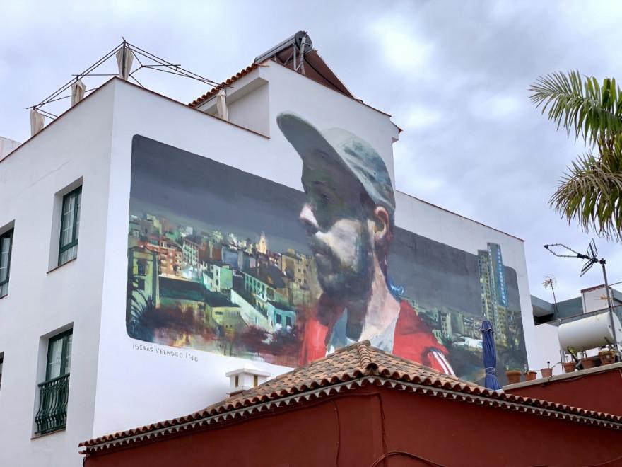 Streetart in Puerto de la Cruz 5