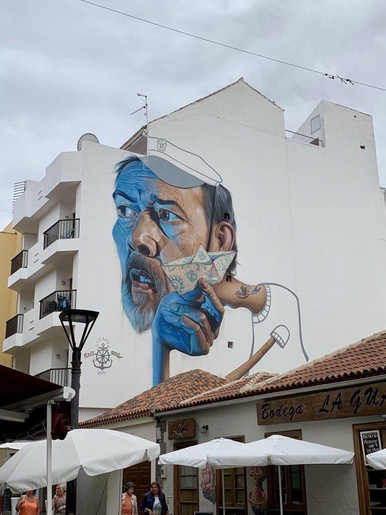 Streetart in Puerto de la Cruz 6