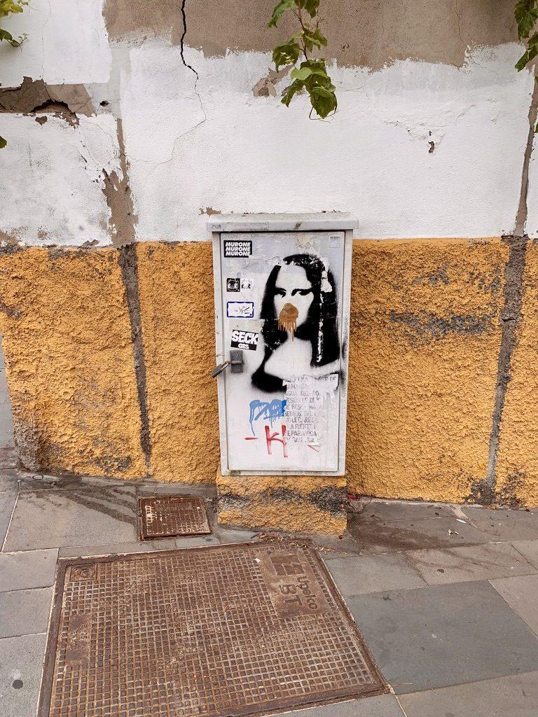 Streetart in Puerto de la Cruz 7