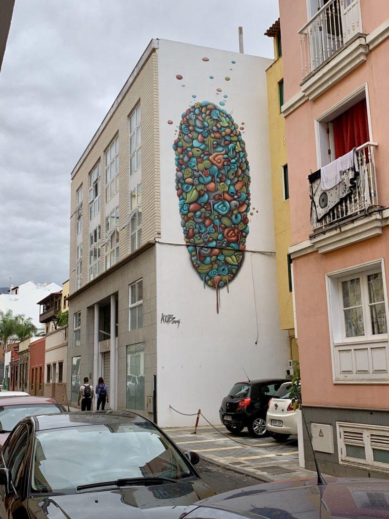 Streetart in Puerto de la Cruz 8