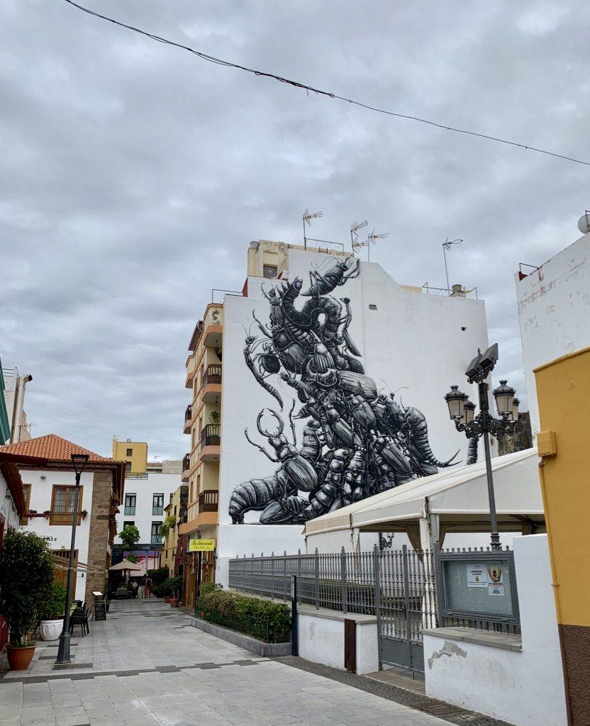 Streetart in Puerto de la Cruz 9