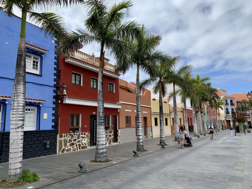 Unterwegs in Puerto de la Cruz 13