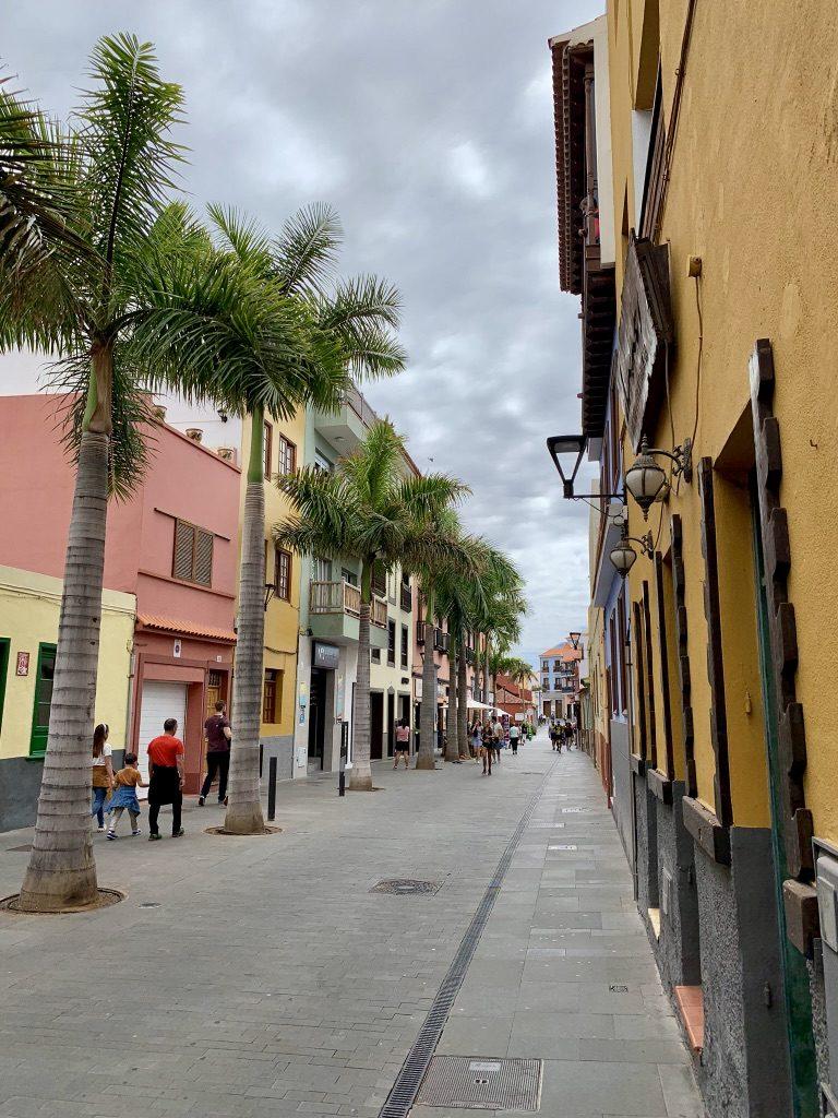 Unterwegs in Puerto de la Cruz 14