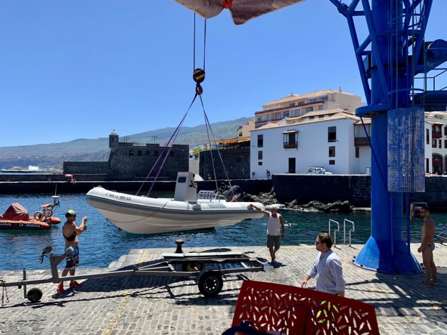 Unterwegs in Puerto de la Cruz 16