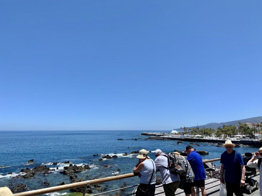 Unterwegs in Puerto de la Cruz 19