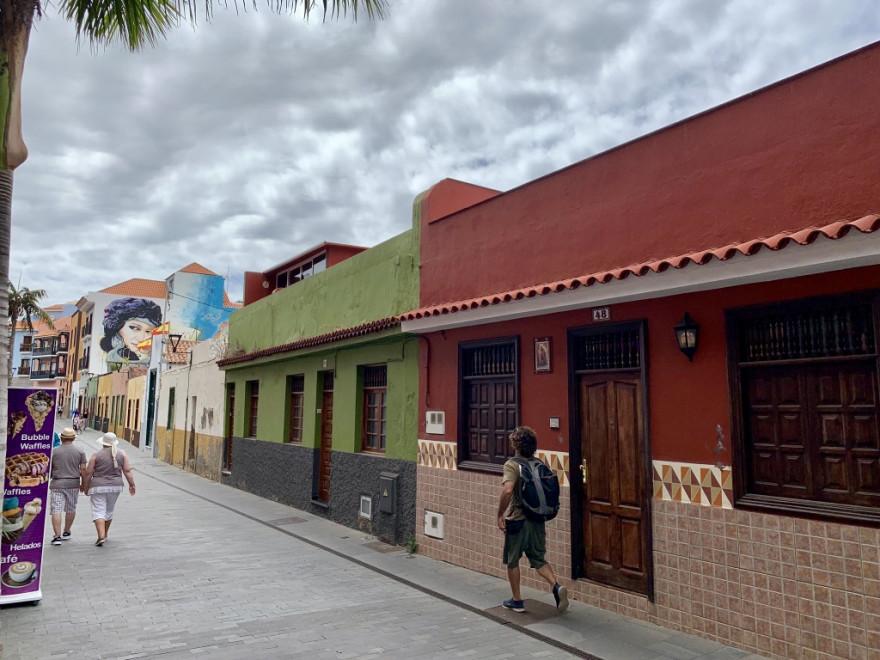 Unterwegs in Puerto de la Cruz 2