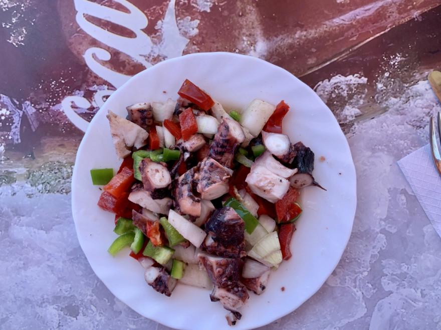 Mittagessen Chiringuito Pipo Puerto de la Cruz 1