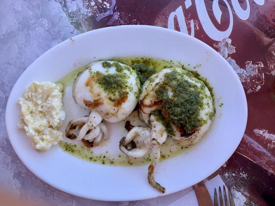 Mittagessen Chiringuito Pipo Puerto de la Cruz 2