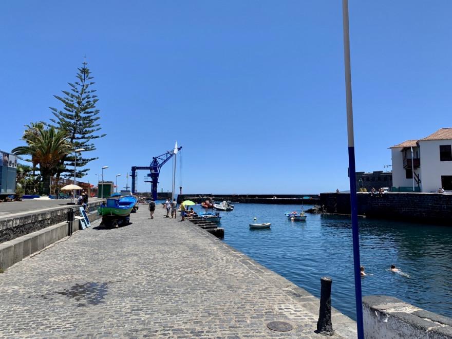 Mittagessen Chiringuito Pipo Puerto de la Cruz 3