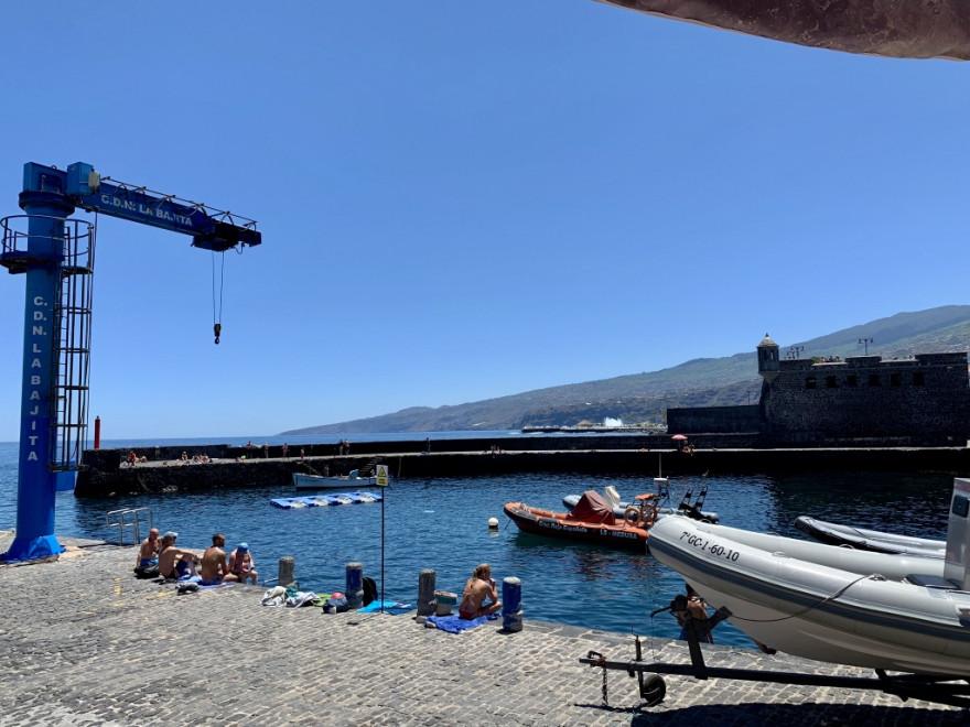 Mittagessen Chiringuito Pipo Puerto de la Cruz 5