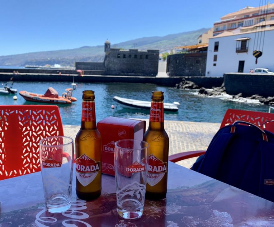 Mittagessen Chiringuito Pipo Puerto de la Cruz 6
