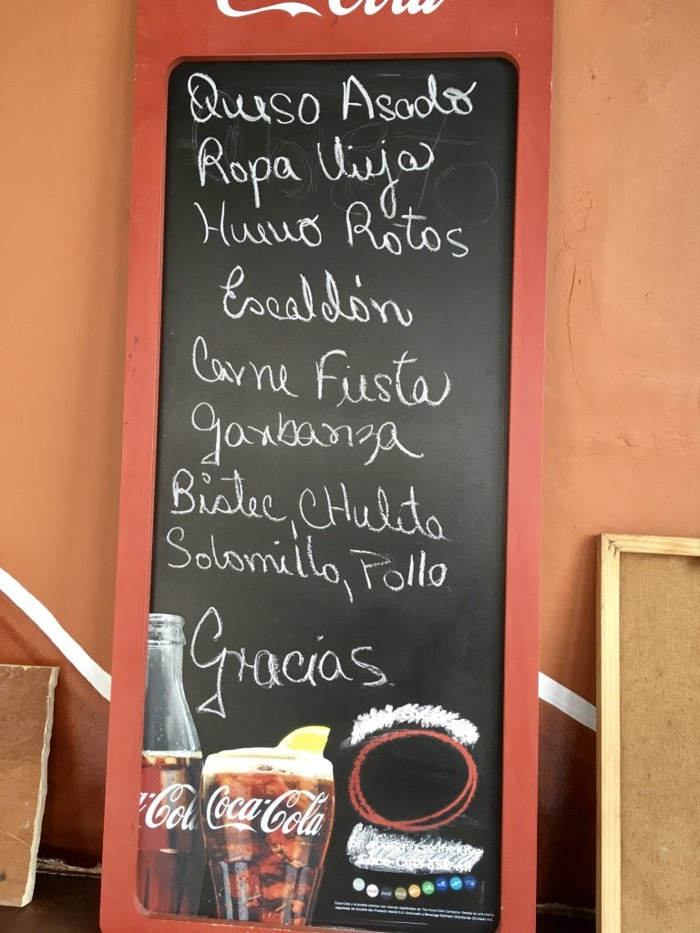 Mittagessen Guachinche Antonio El Morreta La Orotava 3