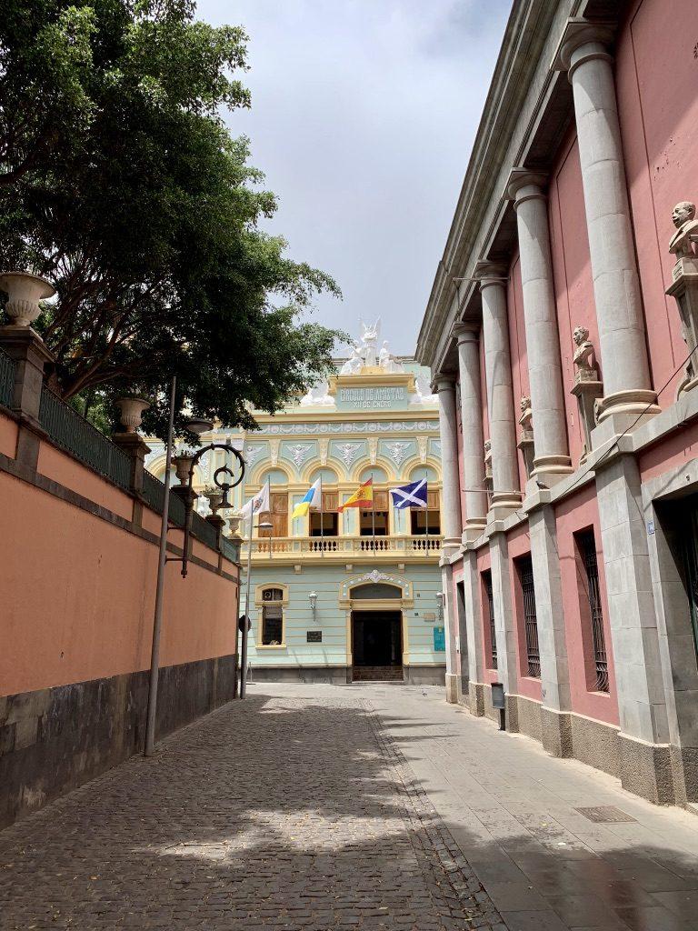 Sightseeing in Santa Cruz de Tenerife 15